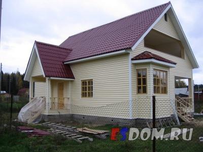 Дом в Тучково, Можайское ш.